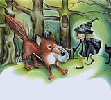 Witch and Fox