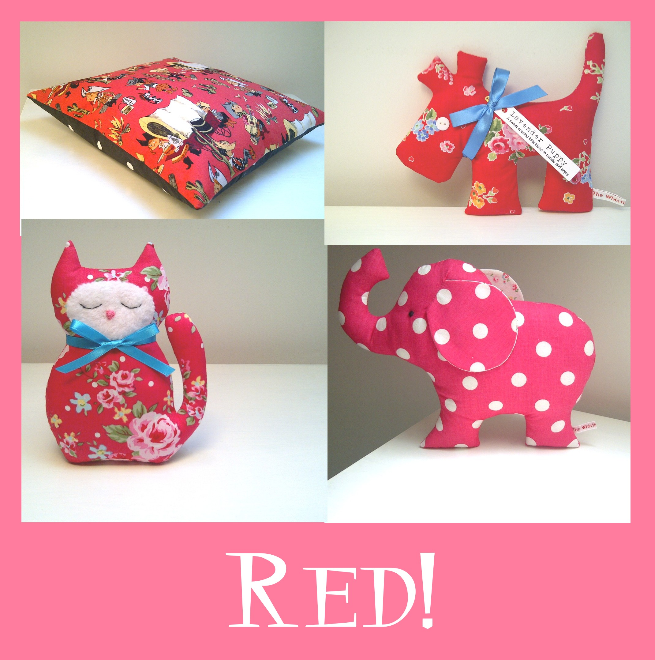 Handmade Valentine Gifts The Whistling Cowgirl
