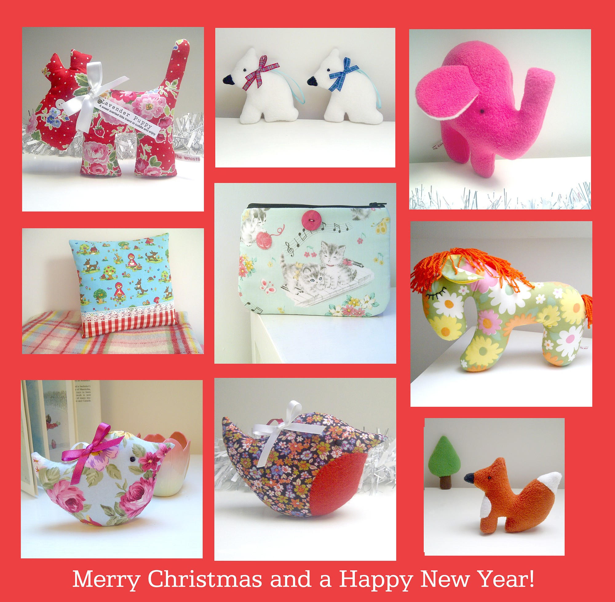 Christmas Festive Makes